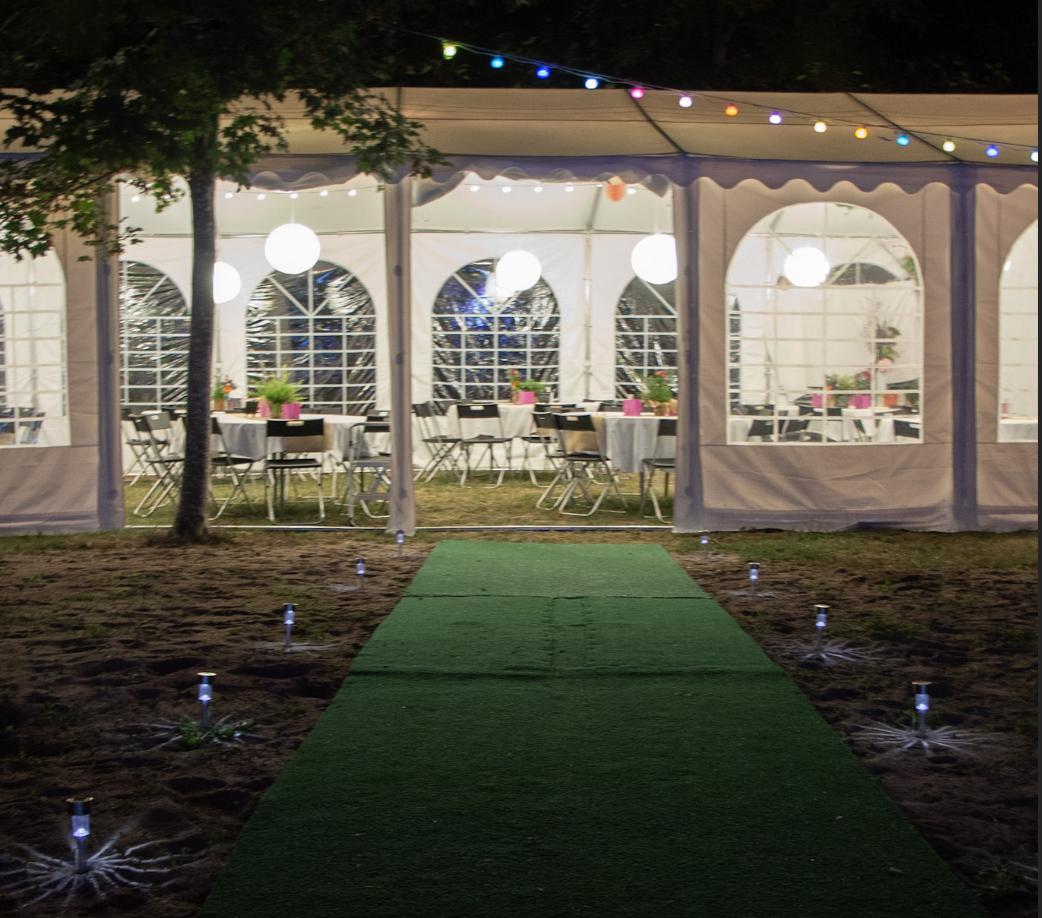 AlizéBarnum propose toute une gamme de tente de réception